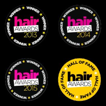 Hair Awards - Logos
