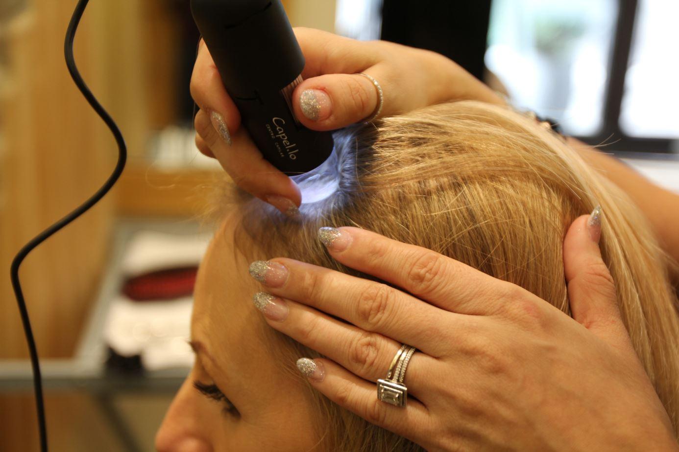 Blog 1 Healthy Hair