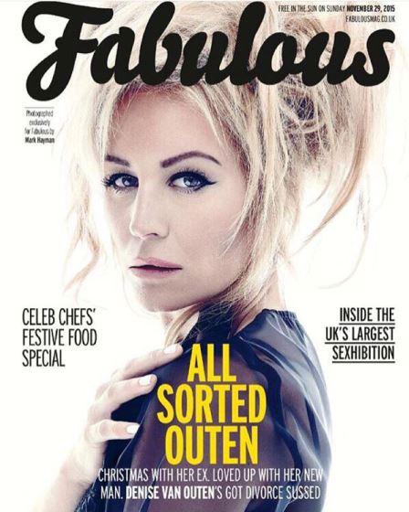 Fabulous Magazine - November 2015 - Cover