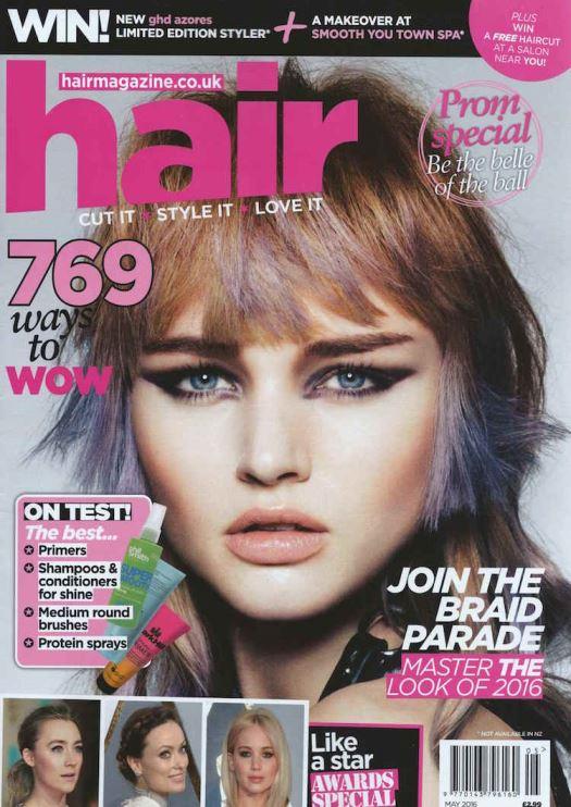 Hair Mag May