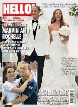 Hello Magazine - August 2012 - Cover