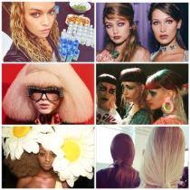 Credit: Instagram (L-R) British Vogue, Official Anna Sui, CreativeHead, Syd Hayes Hair, Salon Business & Pro Hair Magazine