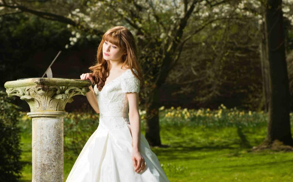 Hair Salon London - Inanch - Bridal Hair Banner 2