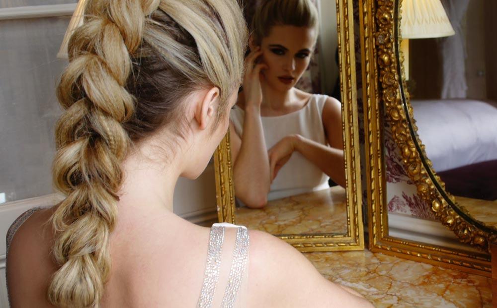 Hair Salon London - Inanch - Bridal Hair Banner 5