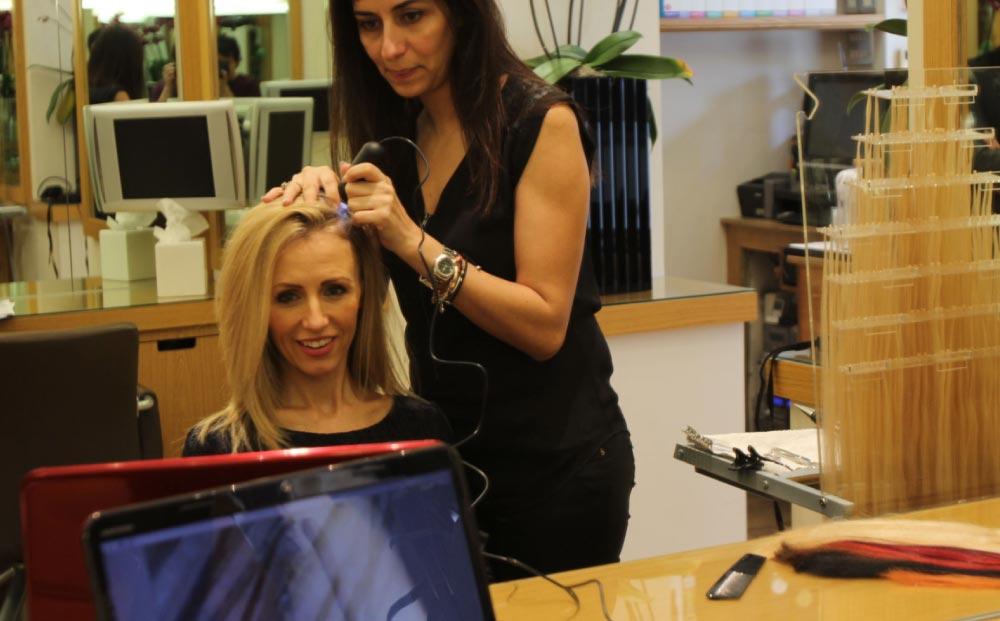 Hair Salon London - Inanch - Hair Extensions