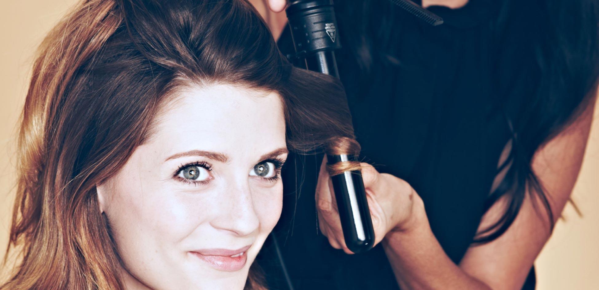Hair Salon London - Inanch - Hair Styling Service