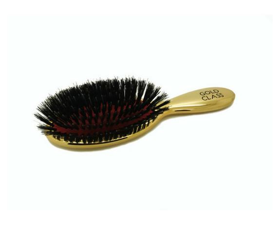 Small Gold Styling Brush