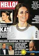 Hello Magazine – December 2013