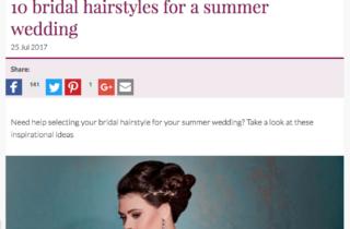 Bride Magazine July 2017