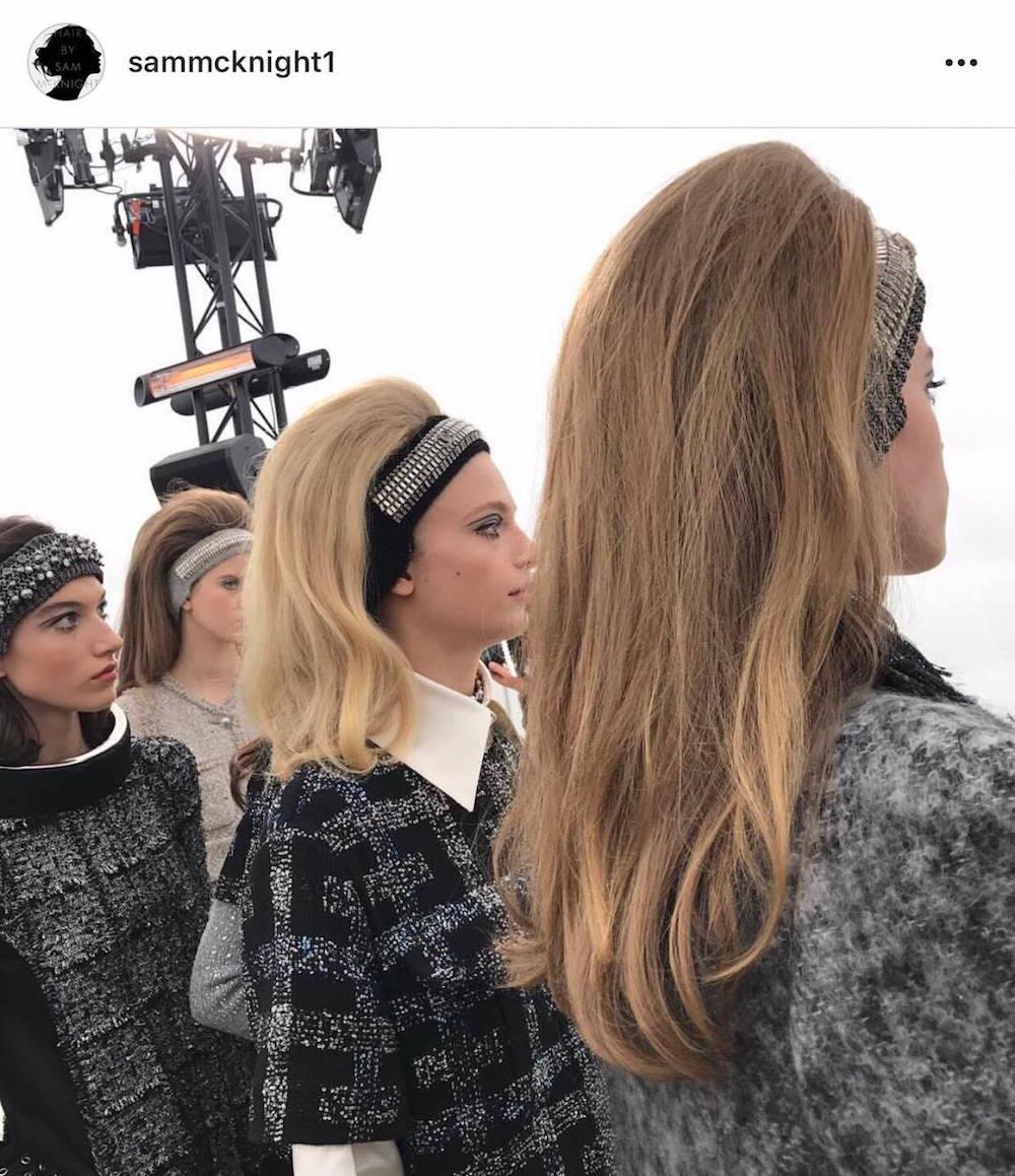 Headband inanch for 220 salon portland