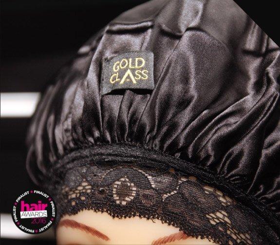 Inanch London Shop - Gold Class - Silky Hair Cap