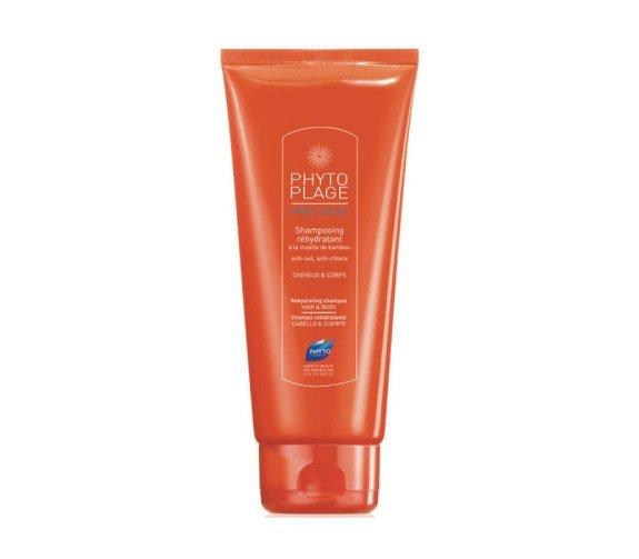 Inanch London Shop - Phyto - Phytoplage Rehydrating Shampoo Hair & Body 200ml