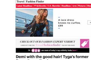 Daily Mail – November 2017