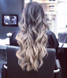 keep hair healthy in winter
