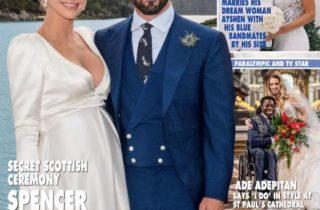 Hello Magazine, October 2018.